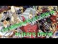 Mira un extraterrestre, deck alienigena, alien's deck - YU-GI-OH DUEL LINKS!!!