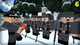 Вторая Мировая Война [ЧАСТЬ 6] Call of duty в Майнкрафт! - (Minecraft - Сериал)