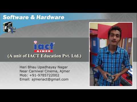 Computer Hardware Training Nasirabad