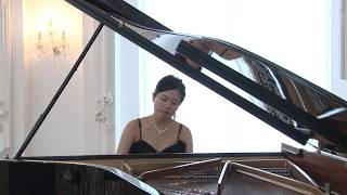 ブラームス :4つの小品 Op.119-3 J.Brahms:4 Klavierstücke Op.119 III. Intermezzo Kana Akaboshi
