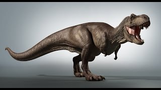 3ds max animation tutorial 6x speed tyrannosaurus rex walk cycle