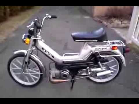 1977 puch sport moped
