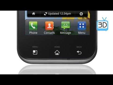 LG Optimus Hub (3D)