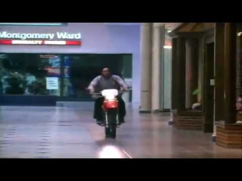 Springdale Mall Motorcycle Chase  from Raw Justice 1994 Mobile, AL