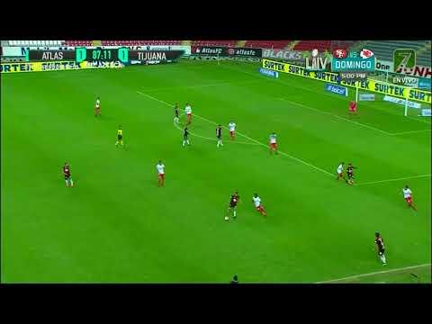 Gol de Javier Correa | Atlas 2 - 1 Tijuana | Liga MX - Clausura 2020  - Jornada 4 | AtlasFC