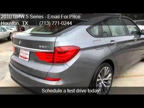 2010 BMW 5 Series 550i Gran Turismo 4dr Hatchback For Sale I