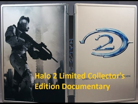 Halo 2: Limited Collector's Edition Documentary (2004)【1:29:53】