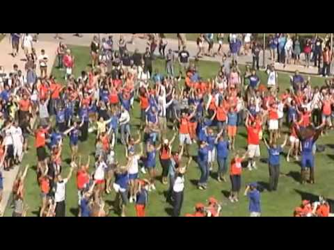 Boise State University Flash Mob - Spirit Day 2010 Mp3