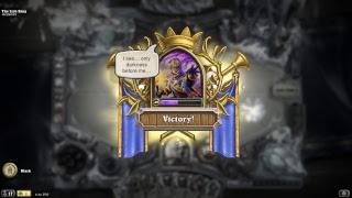 Priest vs Lich King - Hearthstone Stream!