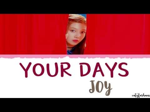 Download lagu Mp3 Joy (Red Velvet) – Your Days (요즘 너 말야) [The Liar and His Lover OST] Lyrics [Han_Rom_Eng]