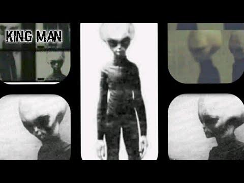 Skinny Bob Alien Gris el único sobreviviente de Roswell / el alien de Roswell con avanzada ropa