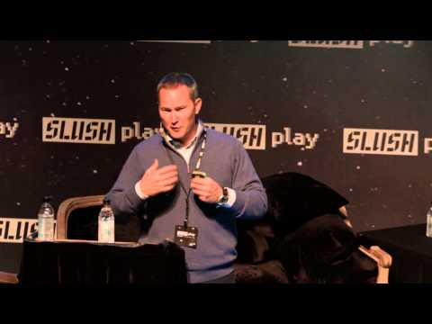 Slush PLAY 2015 - David Gardner, General partner at London Venture Partners