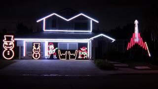 SLAYER CHRISTMAS LIGHTS 2013