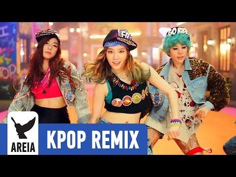 Girls' Generation - I got a boy   Areia K-pop Remix #108