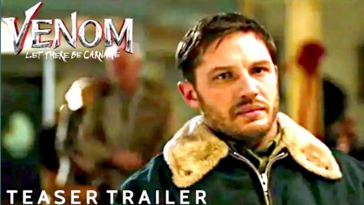 venom 2 let there be carnage (2021 movie) teaser trailer ...