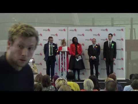 Edmonton - General Election Declaration