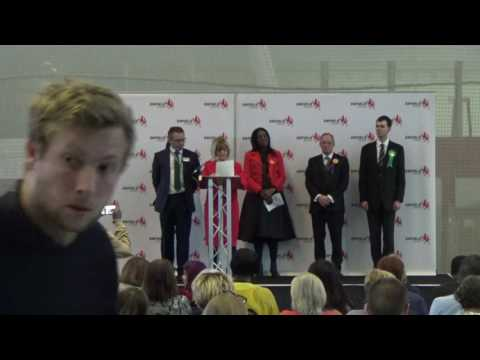 Edmonton - General Election Declaration