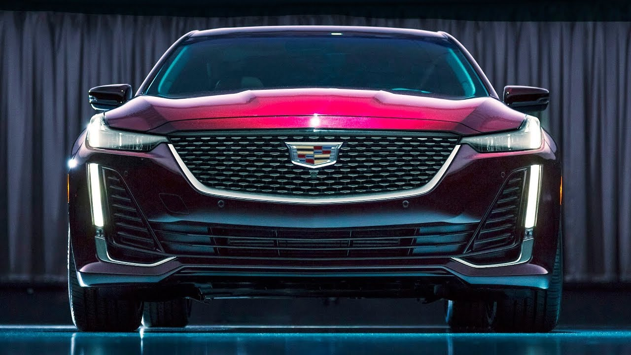 All New 2020 Cadillac Ct5 First Look