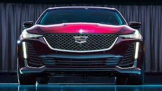 All-new 2020 Cadillac CT5 First Look