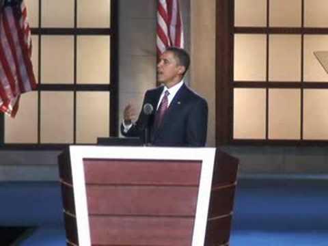 Barack Obama's DNC speech highlights