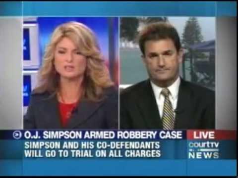 Criminal Defense Lawyer talks OJ Simpson case on Court TV
