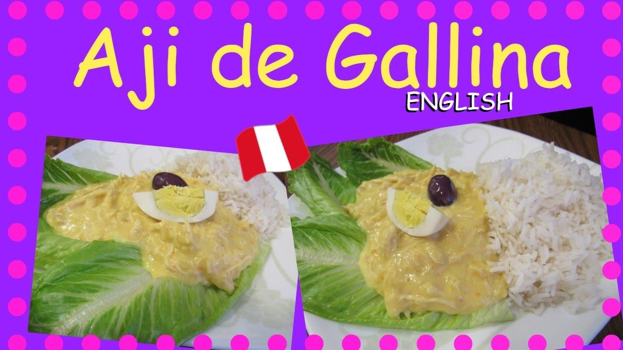 Aji de gallina english peruvian food i lorentix youtube aji de gallina english peruvian food i lorentix forumfinder Choice Image