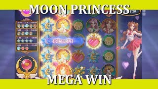 5€ BET - MASSIVE WIN ON MOON PRINCESS !!!!!!!!