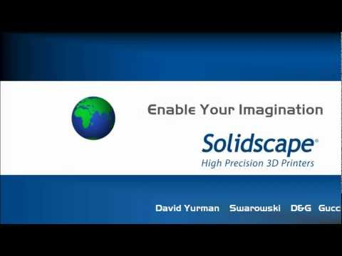 Solidscape Solutions for Jewelers