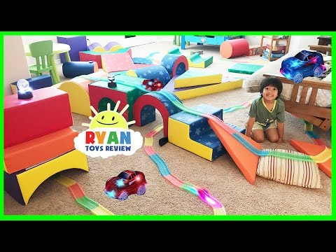 Thumbnail: MAGIC TRACKS TOY CARS CHALLENGE! AS SEEN ON TV Toys Unboxing and Kids Playtime
