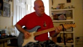 Andy Garrett - Cornell Dupree style rhythm 11-22-2016