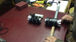 Randy Richard In The Shop - Camera Boom Mounts Part 1