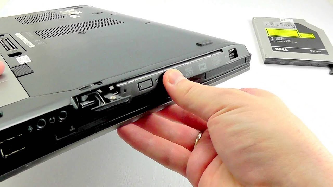 Замена в ноутбуке HDD на SSD - YouTube