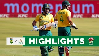 Proteas vs Pakistan | 3rd #KFCT20​​ Highlights | SuperSport Park, 14 April 2021