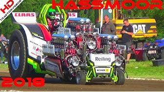 Traktorpulling Haßmoor 2018 (DTTO) - Komplettes Event