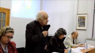 Выступление Б.М. Неменского