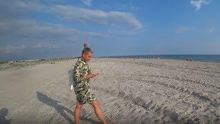 В поисках самого красивого пляжа в Крыму