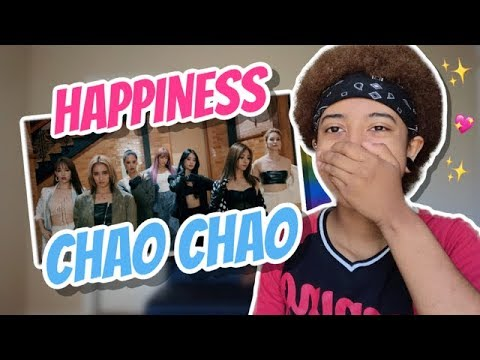 Reacting To J-pop HAPPINESS | Chao Chao