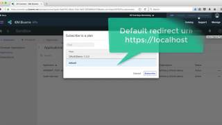Play How to Secure APIs Using OAuth in API Connect