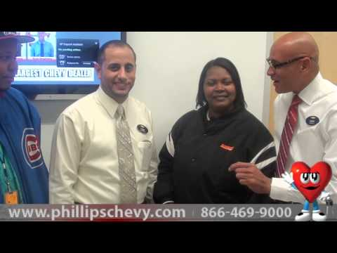 2005 Buick Lacrosse Customer Review from Phillips Chevrolet - Used Car Sales Chicago Dealership
