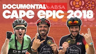 Documental CAPE EPIC 2018: Sanjuan, Zugasti, Barri, Losada, Purito