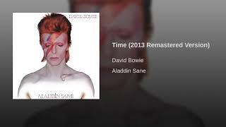 """음악과 인간(""""Time"""" by David Bowie)"""