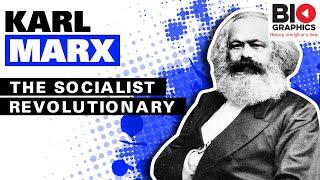 Karl Marx: The Socialist Revolutionary