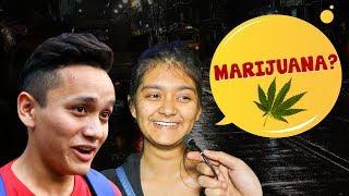 Indian Girls on Smoking Cannabis | Kolkata Girls Open Talk | Social Experiment | Wassup India