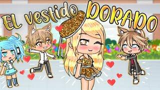 Download •EL VESTIDO DORADO• Minipelícula Gacha Life (inspirada) Mp3 and Videos