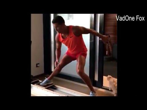 Download Cristiano Ronaldo Malhando 💪CR7 Working out