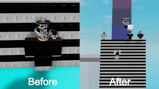 how to wall jขmp on roblox   wall hop   wall flick