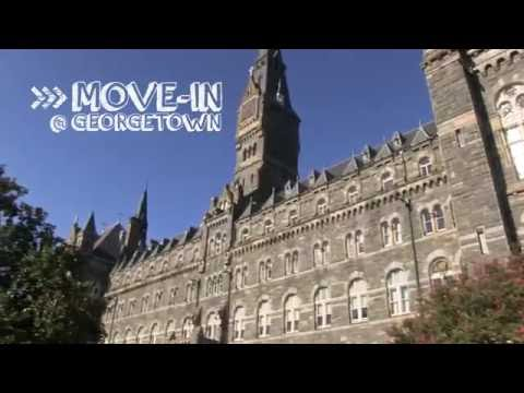 Move-In @ Georgetown 2016