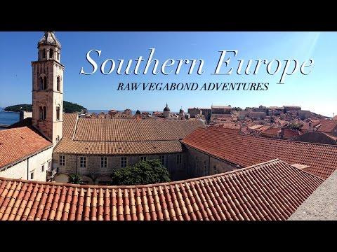 SOUTHERN EUROPE TRAVEL VLOG 🎨 Raw Vagabond Adventures