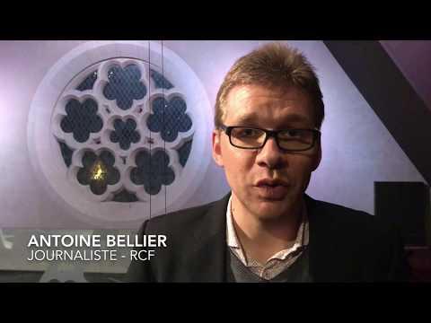 Interview d'Antoine Bellier, journaliste RCF