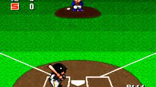 Extra Innings SNES Gameplay